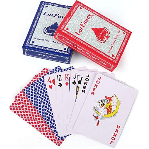Top 10 Regular Card Games – Standard Playing Card Decks