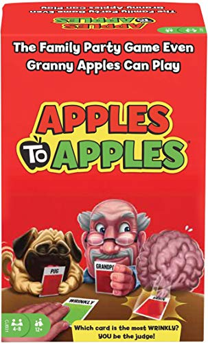 Top 6 Apples To Apples Party Box – Board Games