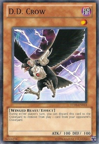 Top 4 Yugioh Dd Crow – Collectible Card Game Singles