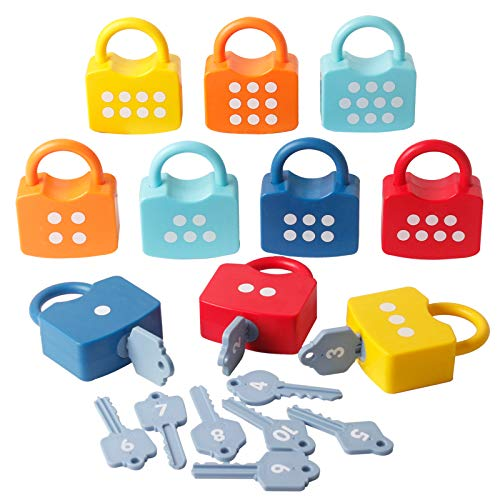 Top 10 Locks and Keys Toys – Learning & Education Toys
