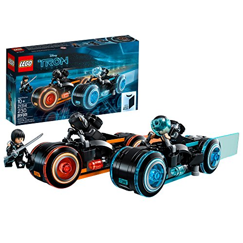 Top 9 Tron Legacy Toys – Toy Stacking Block Sets