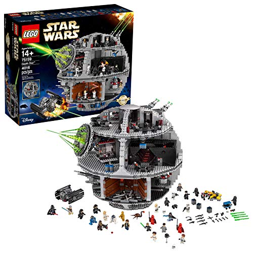 Top 8 LEGO Star Wars Death Star 2 – Toy Building Sets