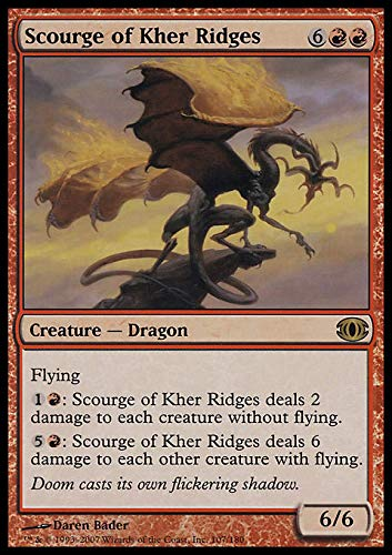 Top 7 Scourge of Kher Ridges – Collectible Card Game Decks & Sets