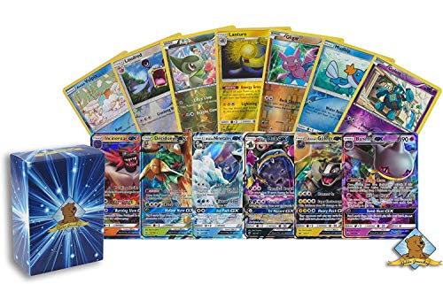 Top 9 Rare Pokemon Cards GX – Collectible Card Game Booster Packs