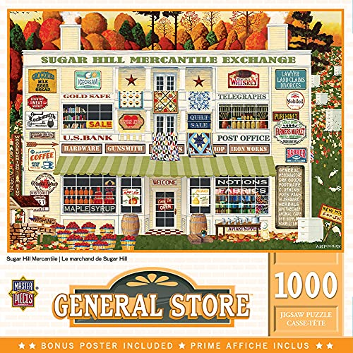 Top 10 General Store Puzzle – Jigsaw Puzzles