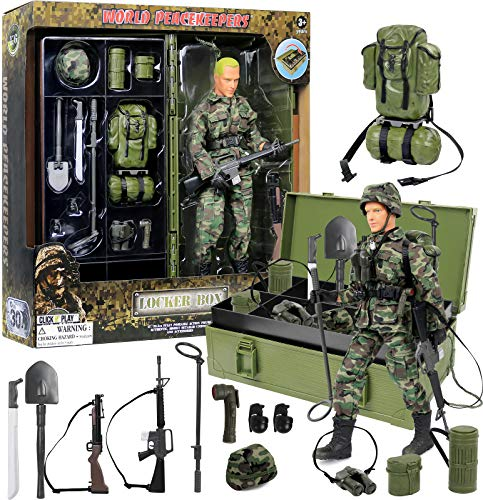 Top 10 Click and Play Action Figures – Action & Toy Figure Playsets