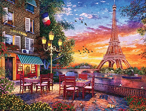 Top 9 Jigsaw Puzzles 500 Pieces for Adults Paris – Jigsaw Puzzles
