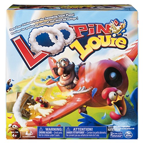 Top 8 Loopin Louie Game – Board Games