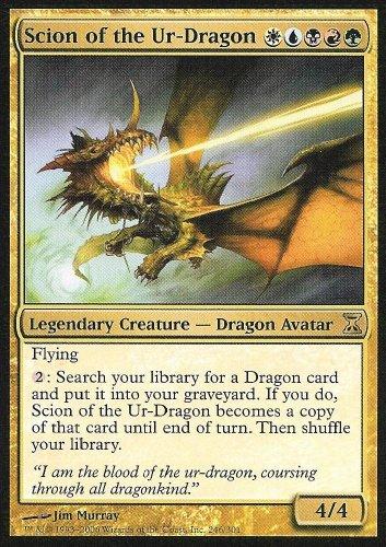 Top 7 Scion of The Ur-Dragon – Collectible Card Game Decks & Sets