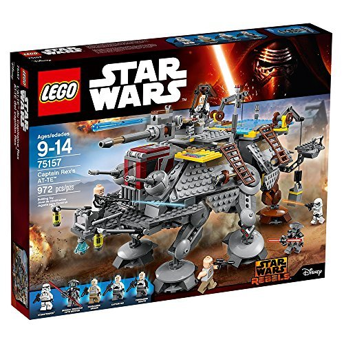 Top 6 Star Wars At Te – Toy Building Sets