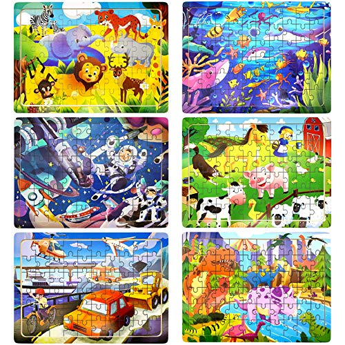 Top 9 Childrens Puzzles Age 5-7 – Jigsaw Puzzles