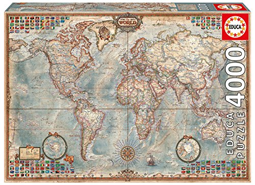 Top 9 4000 Piece Puzzles for Adults – Jigsaw Puzzles