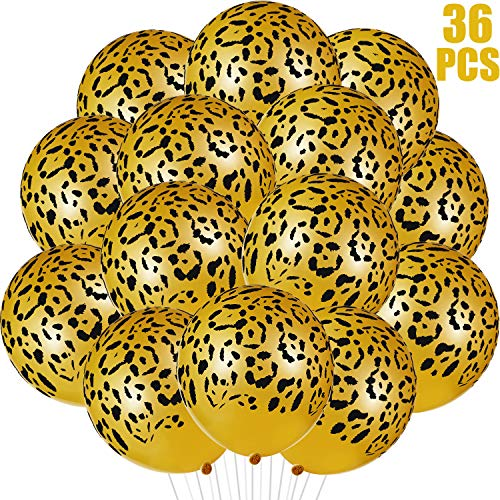 Top 8 Lepord Print Balloons – Kids' Party Balloons