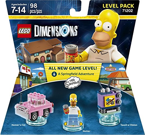 Simpsons Level Pack – LEGO Dimensions