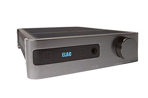 ELAC EA Series Integrated Amplifier, Silver EA101EQ-G