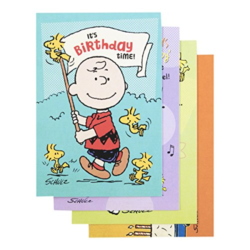 Birthday Inspirational Boxed Cards – Peanuts