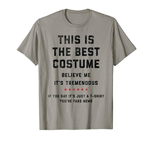 Donald Trump Halloween Costume Shirt