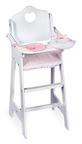 Top 9 Baby Doll Highchairs – Doll Furniture