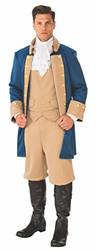 Top 10 Founding Fathers Costume – Men's Costumes