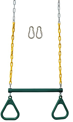 Top 10 Playground Equipment Swing Set – Play Set Ring & Trapeze Attachments