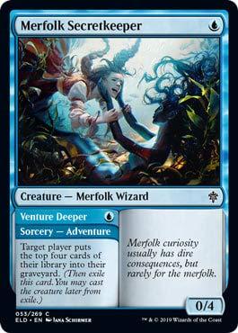 Top 5 Merfolk Secretkeeper Mtg – Collectible Card Game Singles