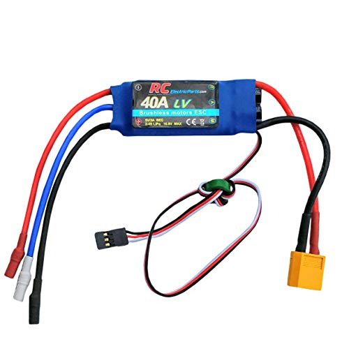 Top 10 40A ESC Brushless – Radio Control Vehicle Speed Controls