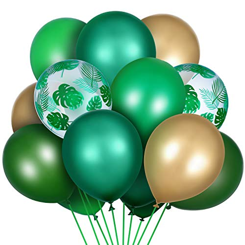 Top 10 Shades Of Green Balloons – Kids' Party Balloons
