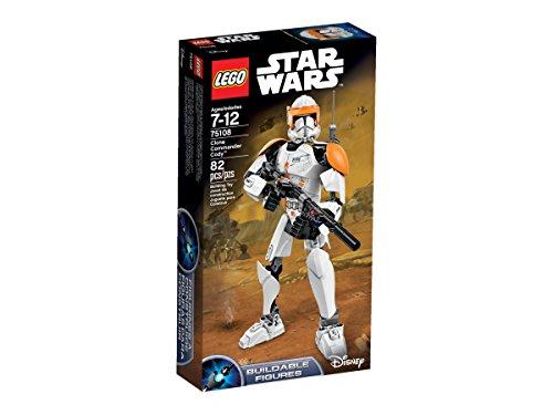 Top 6 Commander Cody LEGO – Toy Building Sets