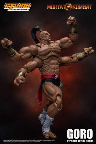 Top 9 Goro Mortal Kombat – Action Figures