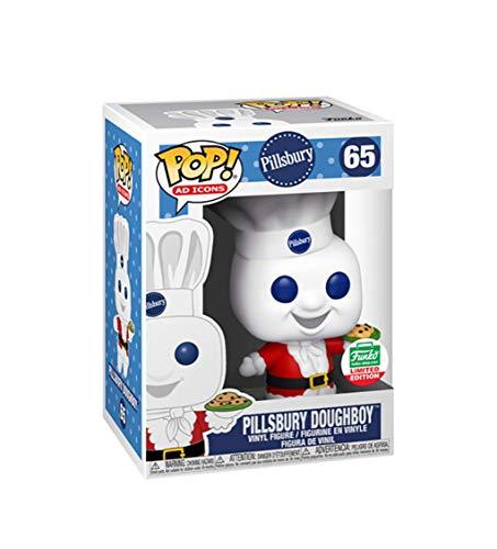 Top 6 Pillsbury Doughboy Funko Pop – Toy Figures & Playsets