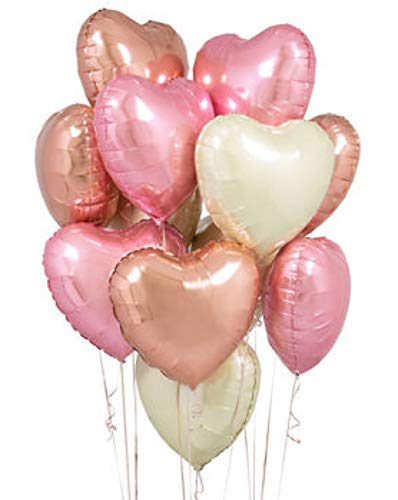 Top 10 Foil Heart Balloons – Home & Kitchen Features