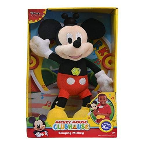 Top 10 Mickey Mouse Clubhouse Toys – Stuffed Animals & Teddy Bears