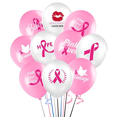 Top 8 Breast Cancer Decorations – Kids' Party Balloons