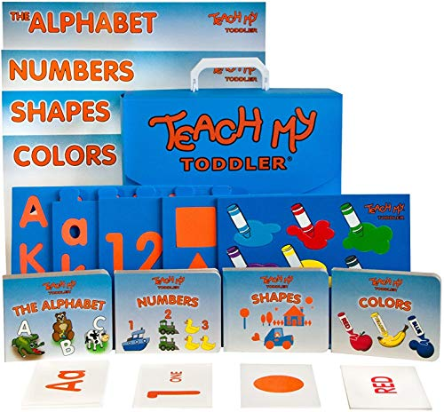 Top 10 Teach My Toddler Learning Kit – Flash Cards