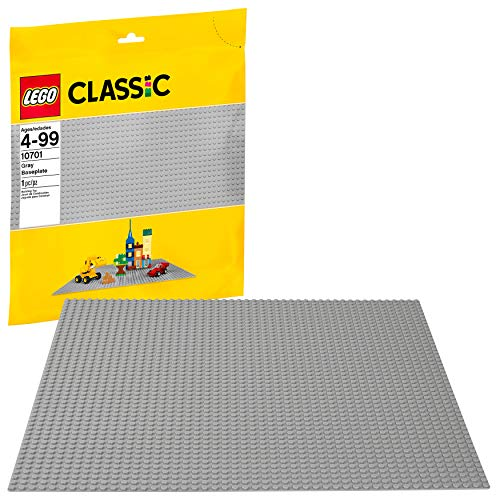 Top 10 LEGO Baseplate Gray – Toy Interlocking Building Accessories
