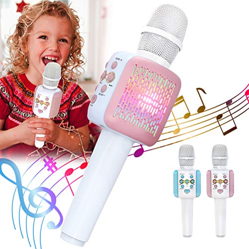 Top 10 Recorder and Microphone for Kids – Kids' Karaoke Machines