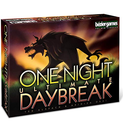 Top 9 One Night Ultimate Werewolf Expansion – Board Games