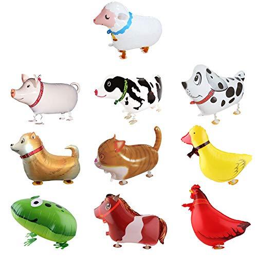 Top 8 Walking Farm Animal Balloons – Kids' Party Balloons