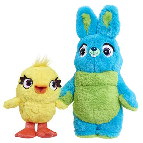 Top 10 Ducky and Bunny – Plush Interactive Toys