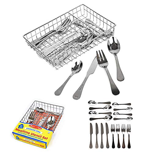 Top 10 Silverware for Kids – Kitchen & Dining Features
