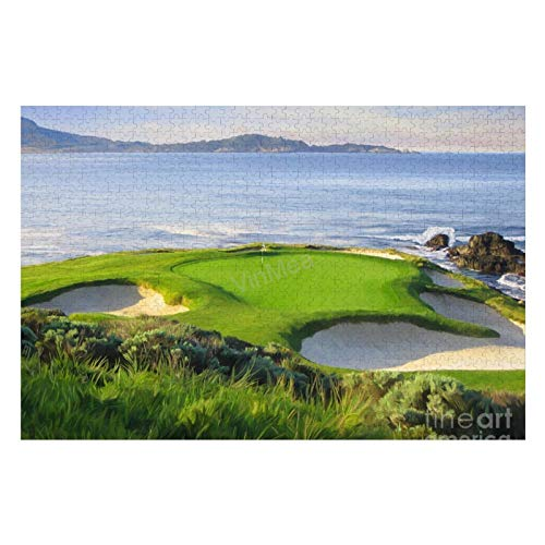 Top 10 Pebble Beach Puzzle – Jigsaw Puzzles