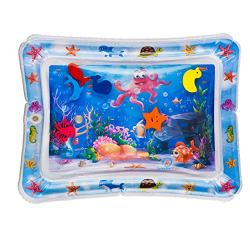 Top 10 Tummy Time Play Mat – Baby Stationary Activity Centers