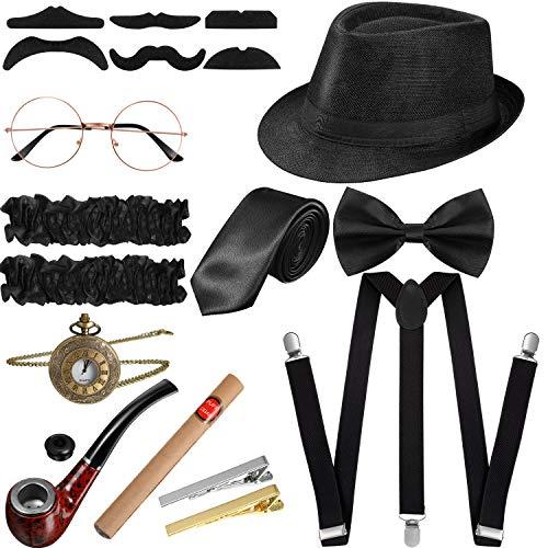 Top 10 1920s Accessories for Men – Men's Costume Accessory Sets