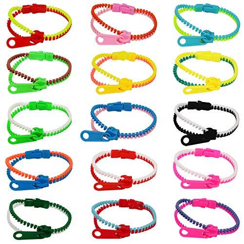 Top 10 Zipper Fidget Bracelet – Kids' Party Favor Sets
