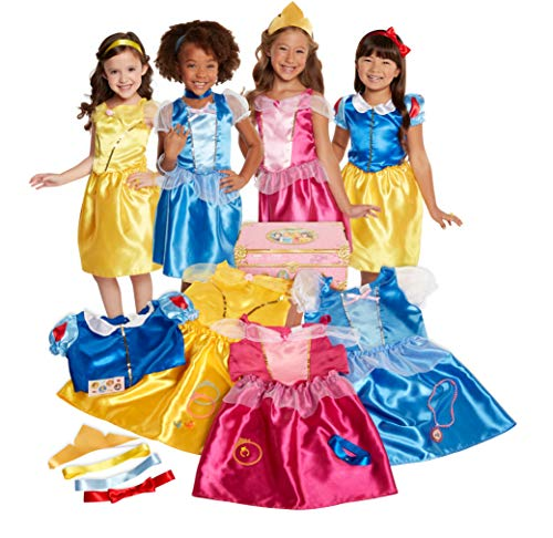 Top 10 Dress up Trunk – Girls' Costumes