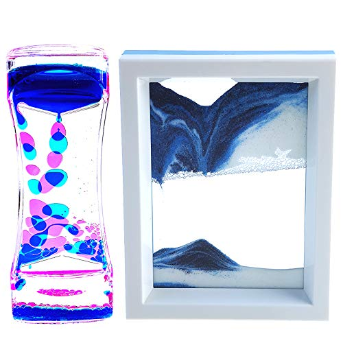 Top 7 Hour Glass Sand Timer – Executive Desk Toys