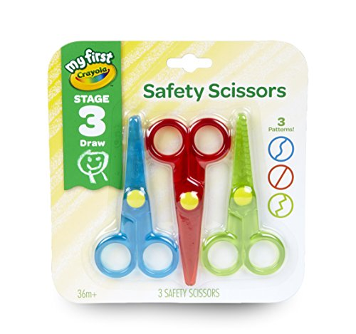 Top 10 Safety Scissors for Toddlers – Students Round Edge Scissors