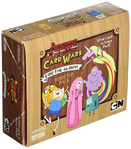 Top 10 Adventure Time Card Wars – Collectible Card Game Booster Packs