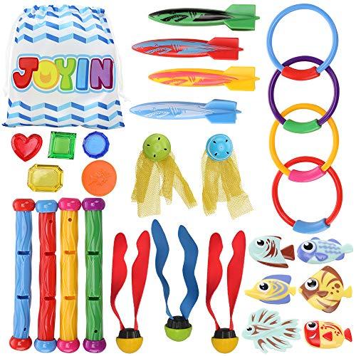 Top 10 Swimming Pool Toys – Swimming Pool Dive Toys