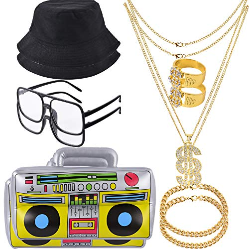 Top 9 Rapper Costume Accessories – Women's Costume Accessory Sets